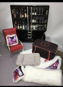 Fashion Royalty Integrity Cocktail Connection Liquor Cabinet & Furniture Extras