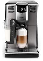 Philips Serie 5000 Cafetera Espresso automática máquina de café de 6 Bebidas