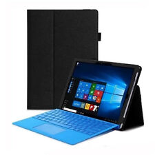 Folio Leather Stand Case Cover for Microsoft Surface Pro (2017) 12.3""