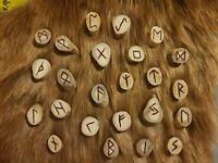 Antler Rune Set