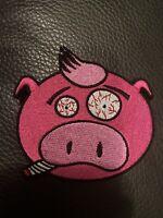 morale patch, 4/20, Smoked Pork