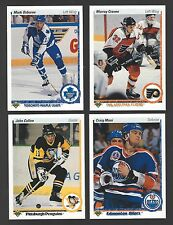 1990/91 O-Pee-Chee OPC Upper Deck Score ProSet Hockey - Finish Your Set- Pick 20