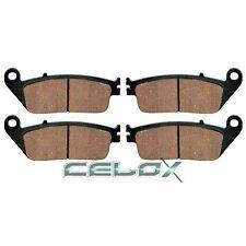 Front Brake Pads For Honda VT750C Shadow Aero 2004 2005 2006 2007 2008 2009-2016
