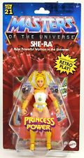 New ListingMasters of the Universe Motu She-Ra Figure Retro Moc 2020 Mattel