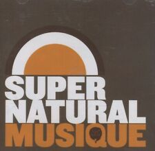 SUPERNATURAL MUSIQUE = Butti49/Gotan/Skeewiff..= CD = BROKEN BEAT NU JAZZ LATIN