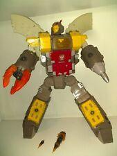 Transformers Generations war for cybertron Siege Titan Class Omega Supreme