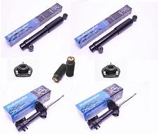 4 a pressione a gas ammortizzatori VA/HA + camber antipolvere FIAT CINQUECENTO SEICENTO