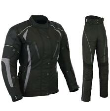 GMA Traje de moto Chaqueta y pantalones Cordura Señoras tamaño disponible S a 3X