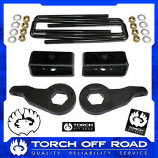 "3"" Front 2"" Rear Lift Kit 1992-1999 Chevy Tahoe Suburban GMC Yukon 1500 4X4 4WD"