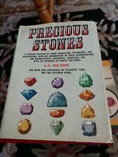 Precious Stones by Dr Max Bauer