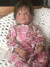 """19"""" Lee Middleton Limited Dolls Reva Schick  1996 Numbered 1780/5000"""