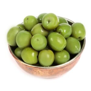 Dorri - Sweet Whole Sicilian NOCELLARA Olives (Available from 250g to 3kg)