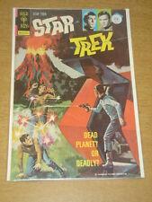 STAR TREK #28 VG+ (4.5) GOLD KEY COMICS JANUARY 1975