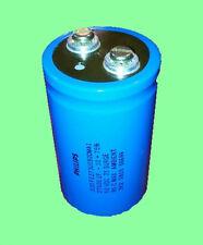 Philips Aluminum Electrolytic Capacitor- Screw  27000µF 50V