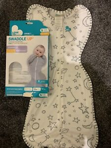 Love To Dream Swaddle Up 1 Tog stage 1