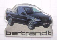 BERTRANDT /  COMPETENCE CAR / PICK UP  .............. Auto-Pin (156d)