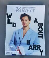 HARRY STYLES  - VARIETY MAGAZINE - DECEMBER 2020 - RARE NO AD-WRAP VERSION!