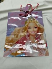 Barbie 2006  Large Gift Bag 1 Per Package Birthday Party Supplies New