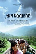 Sin Nombre Movie Poster 18'' X 28'' ID:1