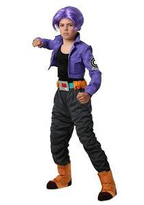 Kids Dragon Ball Z Trunks Costume