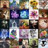 Cat Animals 5D DIY Diamond Painting Embroidery Cross Stitch Home Wall Art Decor