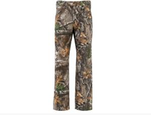 Realtree Men's 5 Pocket Flex Pant - Realtree EDGE SIZE 32/30
