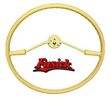 1957 Oldsmobile 88 Super 88 98 Deluxe Ivory Steering Wheel Olds 57