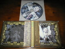 Illnath / Cast Into Fields of Evil Pleasure JAPAN Cradle of Filth OBI Version *K