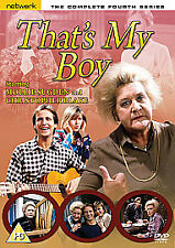 THAT'S MY BOY - COMPLETE SERIES FOUR NEW REGION 2 DVD