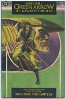 GREEN ARROW: THE LONGBOW HUNTERS #1 DC Comics Aug 1987 NM/MT 9.8 Mike GRELL Art