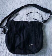 SMALL BLACK NYLON KIPLING BAG