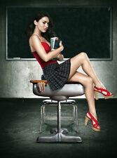 Megan Fox A4 260gsm Poster Print