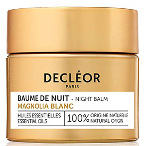 Decleor White Magnolia Magnolia Youthful Night Balm 15ml unbox