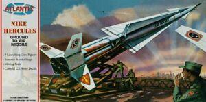 Atlantis 1804 NIKE Hercules Missile W/ Launch Stand plastic model kit 1/40