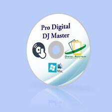 Digital DJ Software mp3 alternative to Seratom Traktor VIRTUAL DJ WINDOWS Mac
