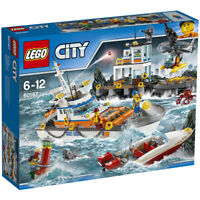LEGO City 60167: Coast Guard Head Quarters - Brand New