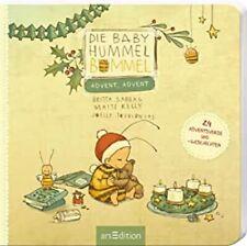 Die Baby Hummel Bommel - Advent, Advent von Britta Sabbag (Pappbilderbuch)