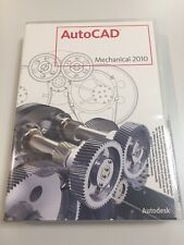 "Autodesk AutoCAD Mechanical 2010 Software  New  ""read description"""