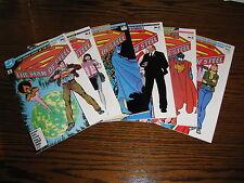 DC - SUPERMAN Man of Steel 1 - 6 Complete Set!! Glossy VF  1986  Byrne