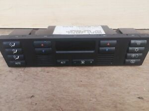 BMW E39 Automatic air conditioning control