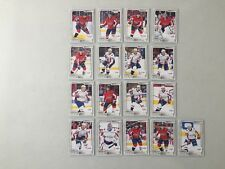 Washington Capitals - 2018-19 O-Pee-Chee - Complete Base Set Team (17)