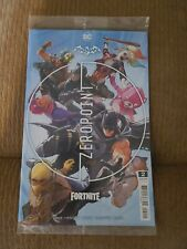 Batman Fortnite Zero Point #2 CVR A Sealed with Code (DC, 2021) NM