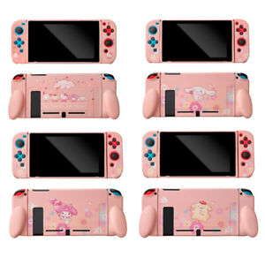 Cute cartoon Hello kitty Melody Nintendo Switch Case soft Shell Protective cover