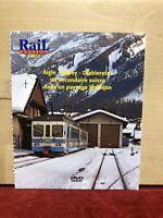 DVD Rail Passion / AIGLE-SEPEY-DIABLERETS : SECONDAIRE SUISSE   - DVD N°137
