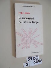 Sergio Quinctius dimensions of our time (59 D 2)