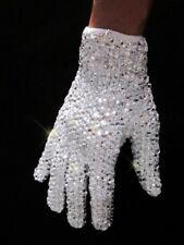 Michael Jackson ultimate collection crystal glove handmade100% Single Side