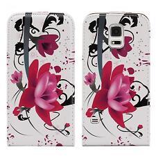 Luxus Clip Handy Tasche Flip Cover Schutz Hülle Klapp Etui Hard Case Bag Schale