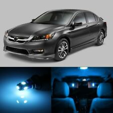 15 x Deluxe Ice Blue LED Light Interior Kit For Honda ACCORD 2003 - 2012  + TOOL