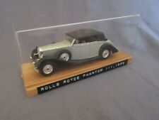 153G Solido Rolls Royce Phantom III 1939 Age d'Or 1:43