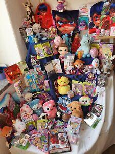 Spielzeug MÄDCHEN Paket Lizenzenwaren, Mädchenspielzeug, Sonderposten, gemischt